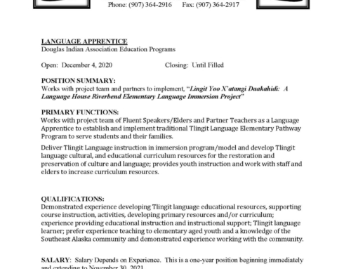 Language Apprentice